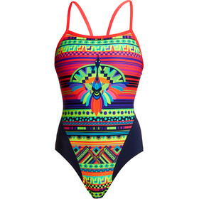 Funkita Single Strap One Piece Badpak Dames, wingspan